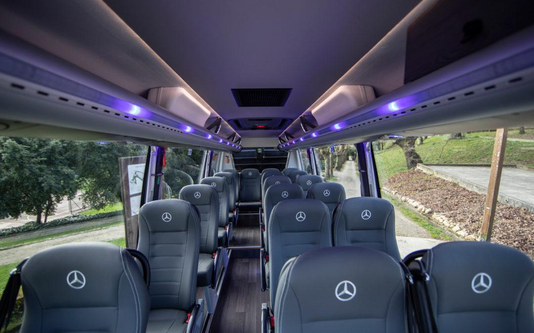 Servicio Minibús VIP