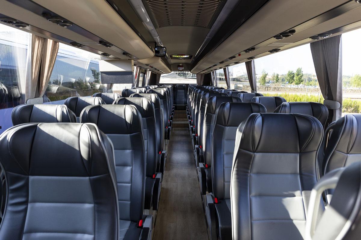 Autobuses Peillet Autocares en Galicia