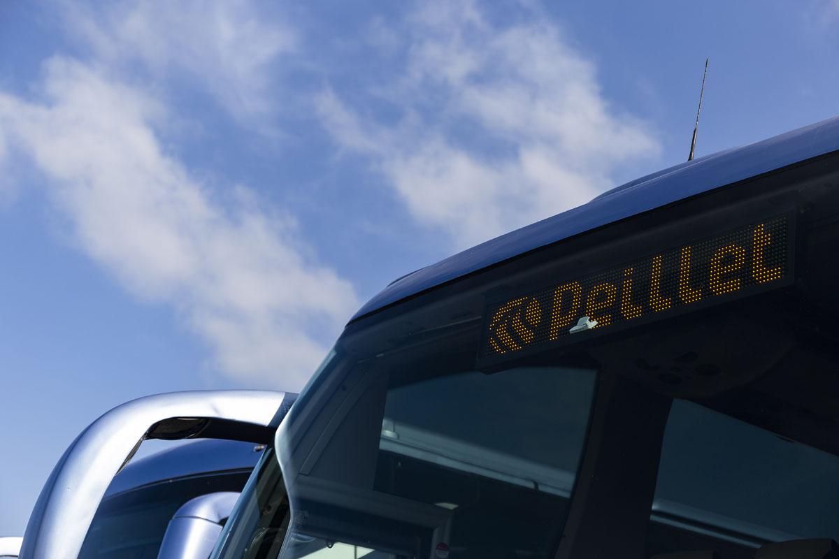 Autocares Peillet - Traslados por Galicia