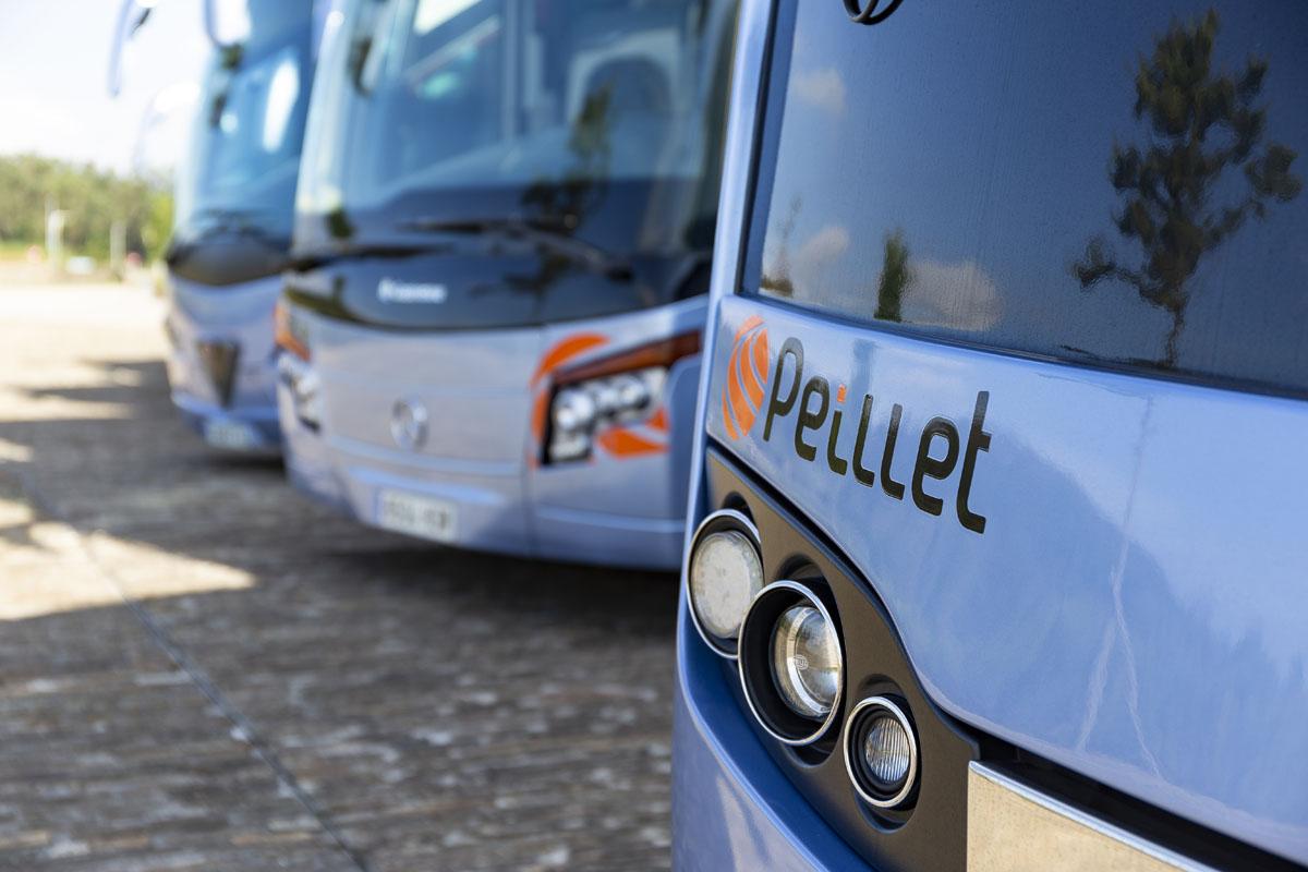 Autocares Peillet - Viajes por Galicia